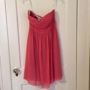 Donna Morgan bridesmaids dress